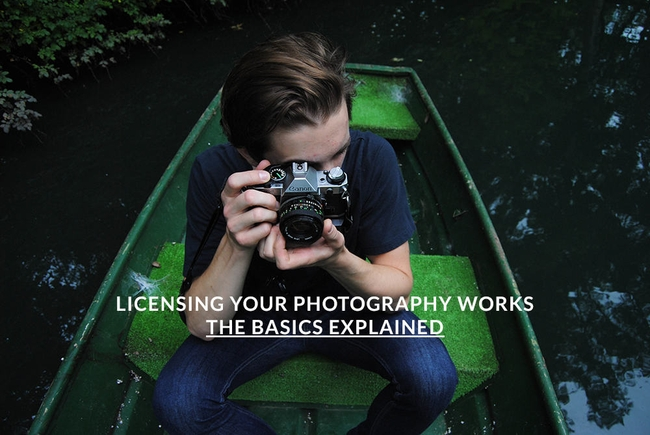 Licensing your photography works – The basics explained