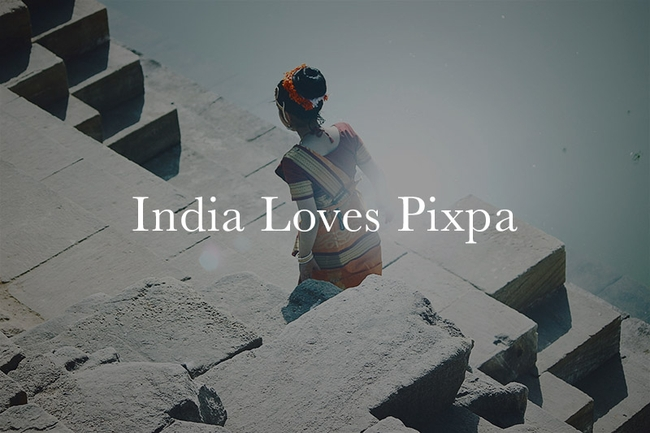 Best Indian photographers use Pixpa to host their portfolios!