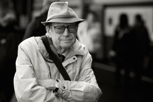 Street Photography Portraiture