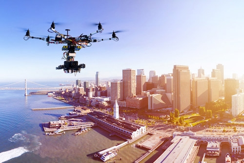 The Ultimate Guide to Using Drones For Aerial Photography