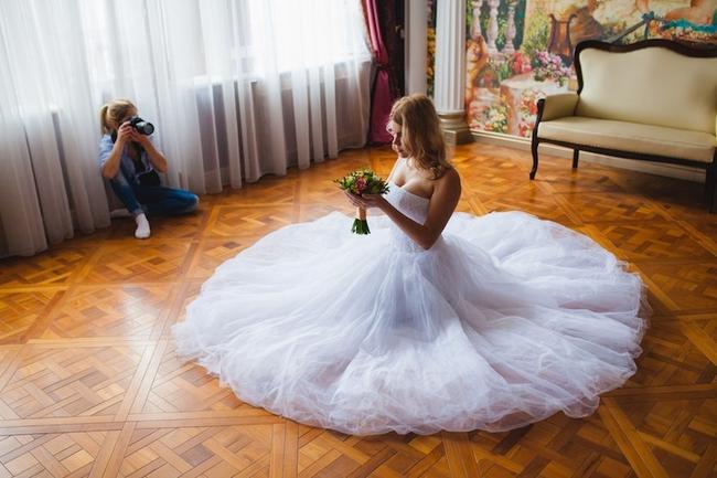 Wedding portfolio website