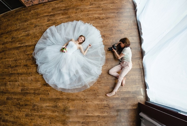 Ideas for wedding photography