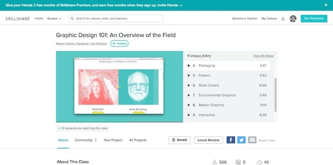 Graphic Design 101: An Overview of the Field - Skillshare
