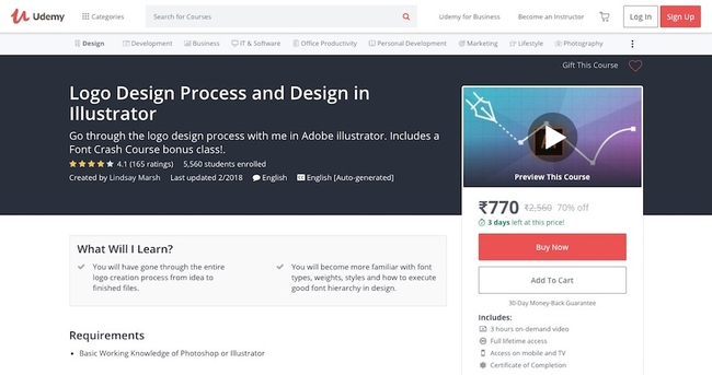 Logo Design From Concept to Finish - Udemy