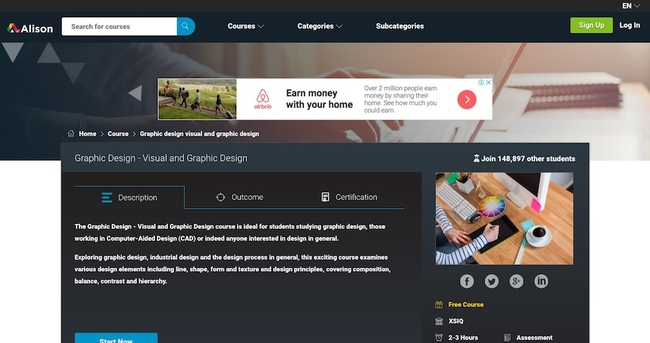 The Graphic Design - Visual and Graphic Design - Alison