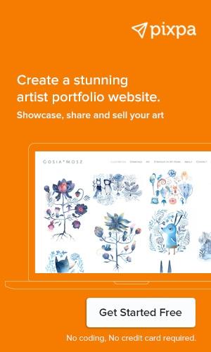 25 Stunning Artist Portfolio Websites You Must See
