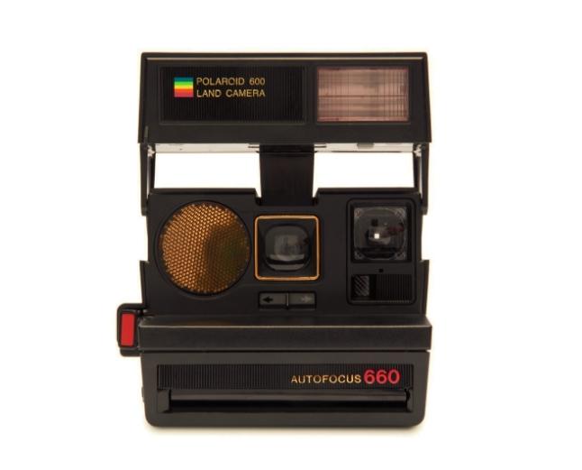 Impossible Project Sun 660 Polaroid 600 Instant Camera
