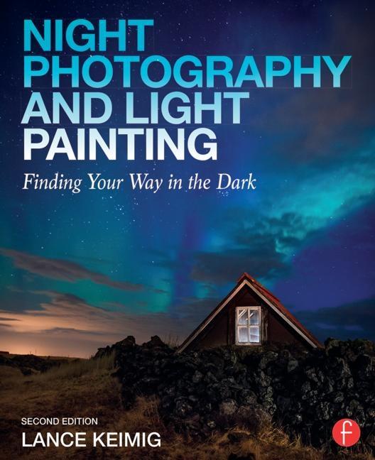 Night photography books
