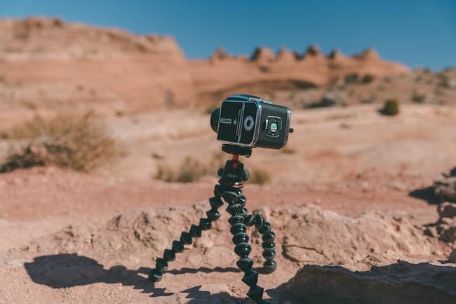 GorillaPod for Travel Photographers