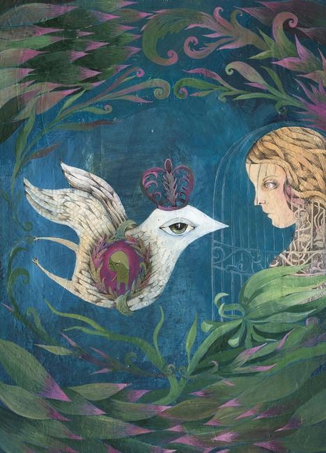 Gosia Mosz Illustrator Portfolio