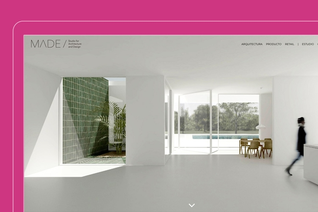 12+ Stunning Architect Portfolio Websites You Need To See