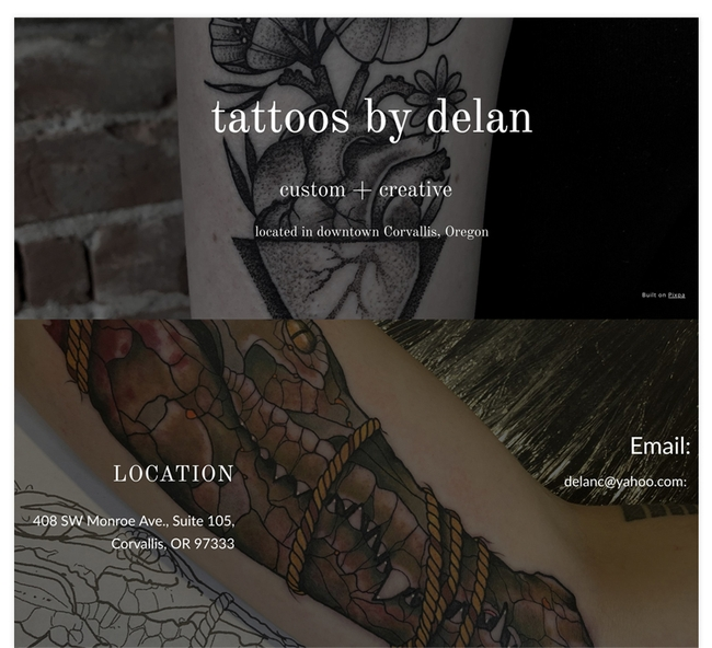Tattoos by Delan