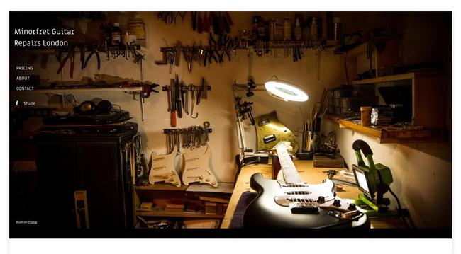 Minorfret Guitar Repairs
