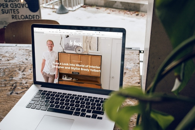 A Step-by-Step Guide to Building a Small Business Website