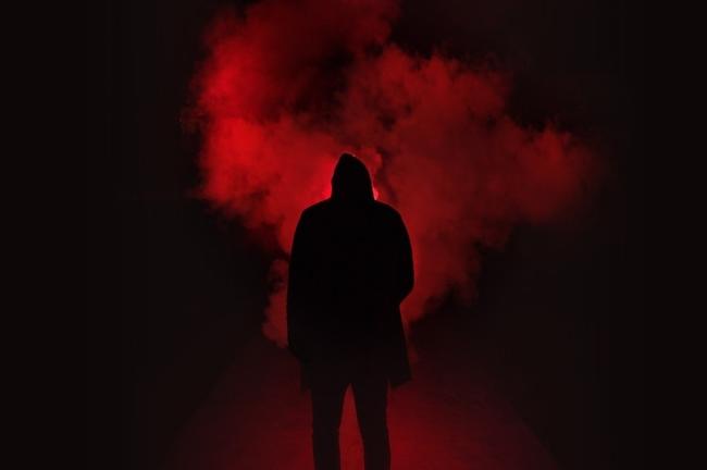 Smoke Bomb Photography Silhouette