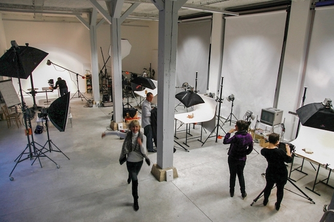 Speos International Photo School, Paris and London