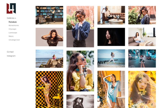 20+ Outstanding Photography Portfolio Websites to Inspire You