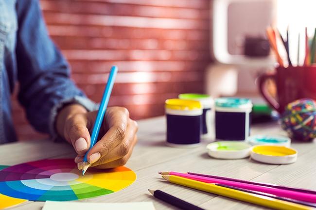Salary of a graphic designer