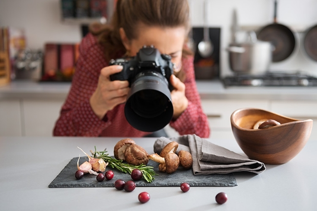 A Complete Guide to Food Photography