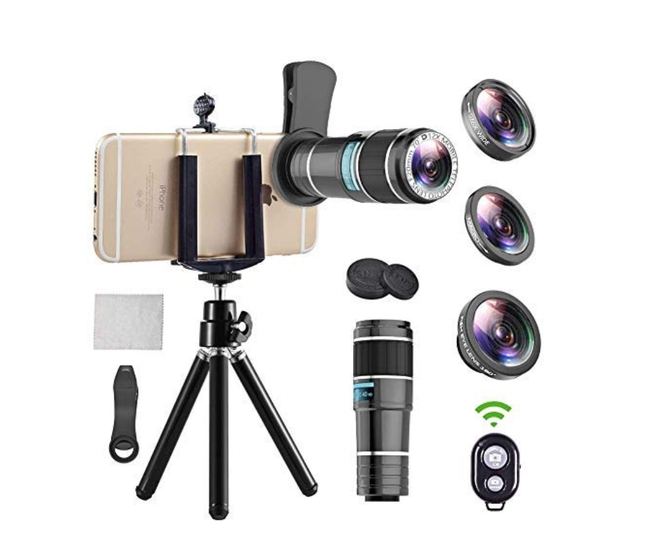 Right Camera for Product Photography
