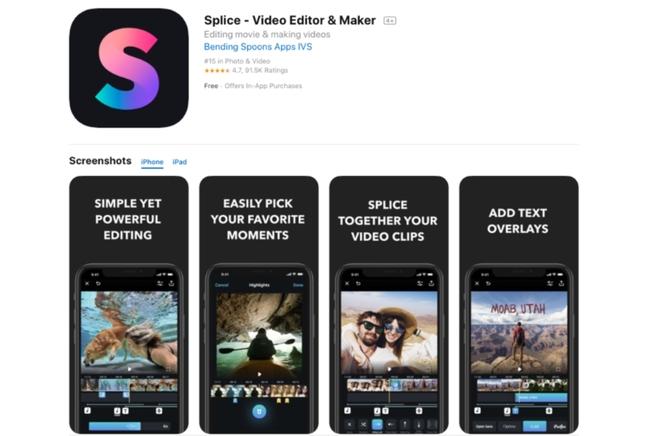 Splice - Video Editor and Maker