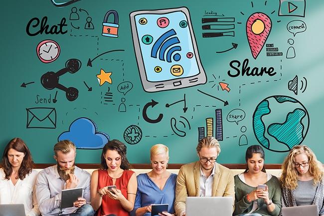 12 Uses of Social Media Marketing