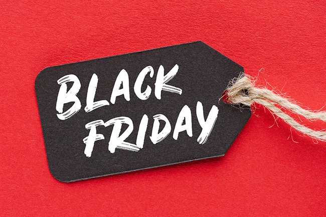 Black Friday Deals for Photographers and Designers