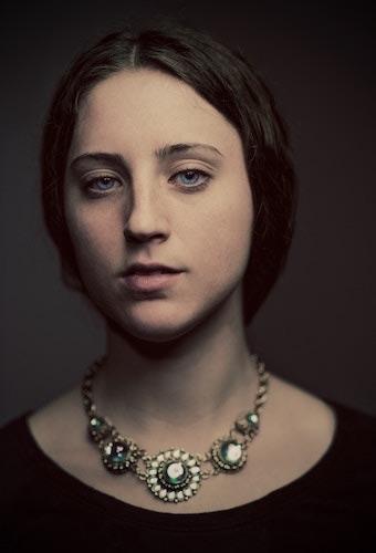 Portrait photography props