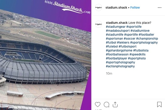 Sports photography hashtags example