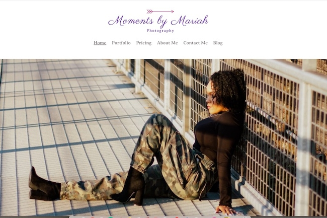 Moments by Mariah Photography Portfolio