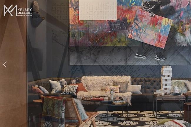 Kelsey McCarrel Interior Design Portfolio