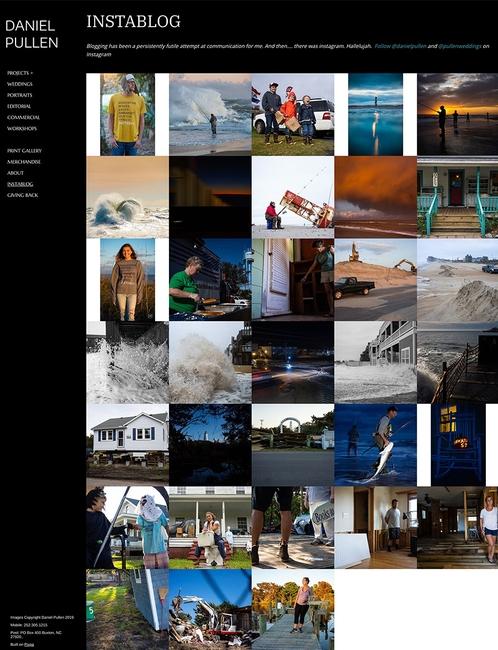 Daniel Pullen Website