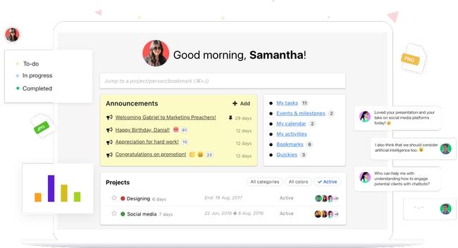 ProofHub - Project Management Platform