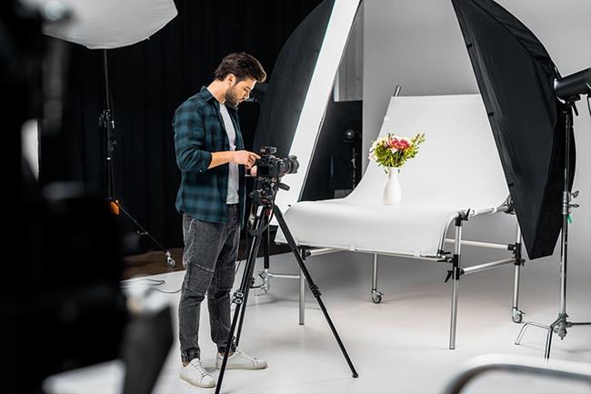 building a photography studio