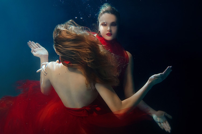 Underwater modeling