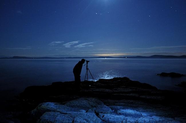 Tripod for Nighttime Photos