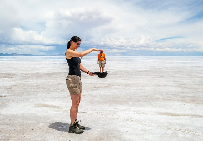 Forced perspective ideas