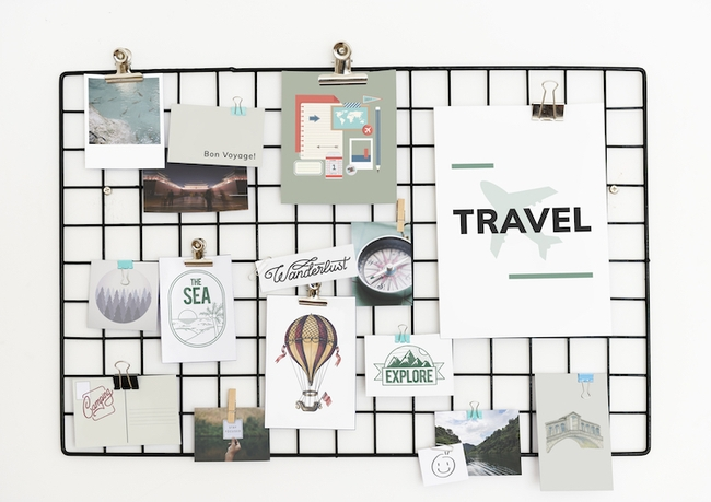 What is mood boards?