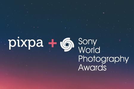 Pixpa partners with Sony World Photography Awards