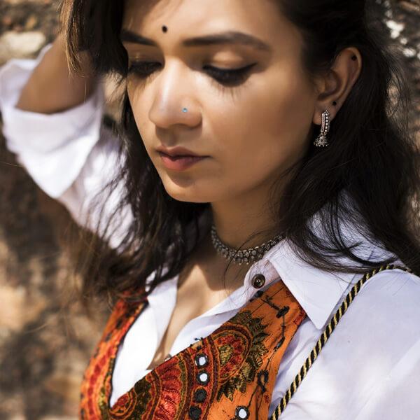 Shrey Mehta - Kritika Pandey Portfolio Website Examples