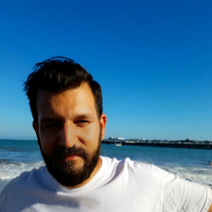 Brandon Perez Portfolio Website Examples