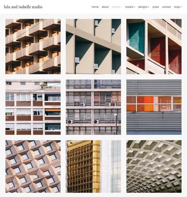 Oanh Tran Portfolio Website Examples
