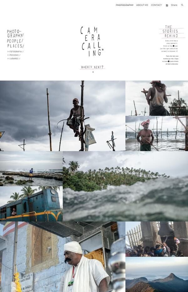 Gabriel Cosme Costa Portfolio Website Examples