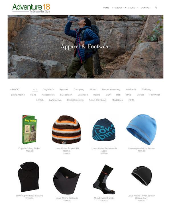 Mohit Oberoi Portfolio Website Examples
