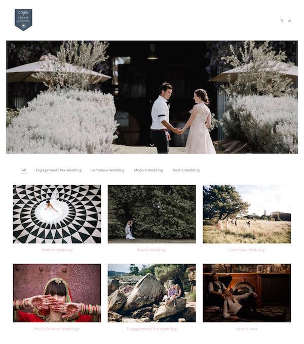 Cedric Portfolio Website Examples