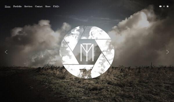Travis Mcqueen Portfolio Website Examples