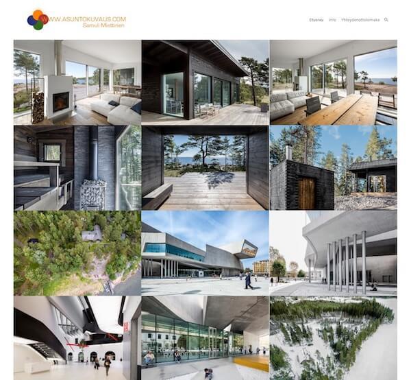 Samuli Miettinen Portfolio Website Examples