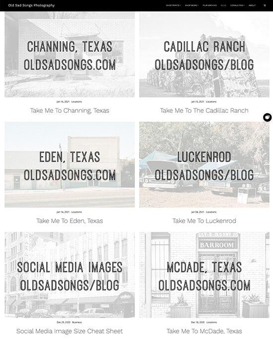 Chris Ruiz Portfolio Website Examples