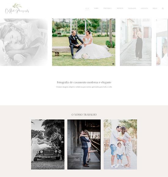 Andreia Carvalho  Portfolio Website Examples