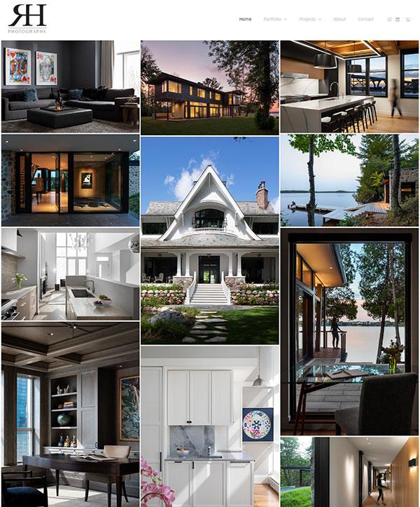 Ryan Hainey Portfolio Website Examples